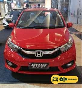 [Mobil Baru] Honda Brio 2020 DP murah Nego Bandung