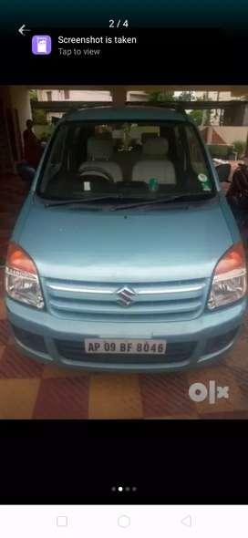 Maruti wagonr lxi for immediate sale