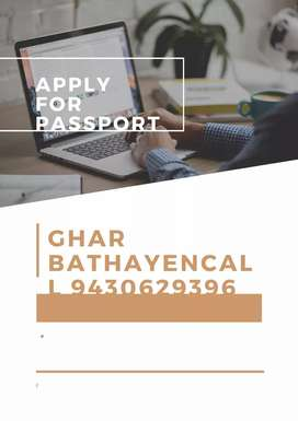 Apply for passport online
