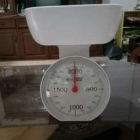 Kitchen scale 2kg