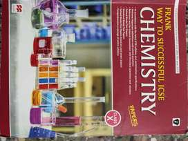 Frank icse chemistry guide for class 10