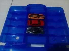 Carry case hotwheels only Balikpapan SELANTAN