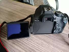 Canon 600D with 18-55mm Good condition