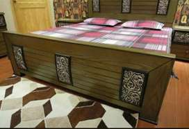 Designer Simple Bed new condition