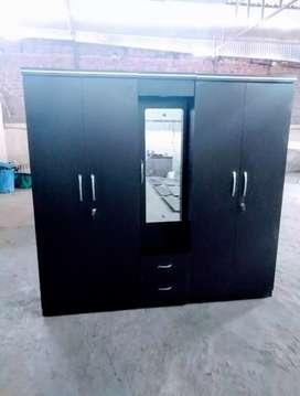 New 5 door cupboard factory made new