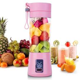 USB Charger Portable Juice Blender Mixer Fruit Electric Smoothie Maker