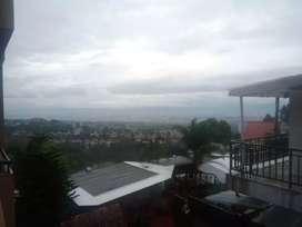 Rumah di dago city view.