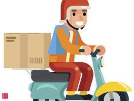 Sendfast delivery boy at kochi area