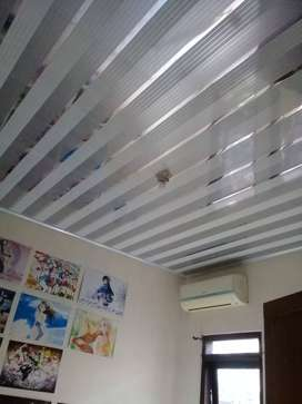Pasang Plafon PVC INDOFON Termurah di Wates Kulonprogo Yogyakarta