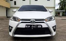 Dijual Toyota New Yaris G Mt 2014