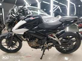 2016 Pulsar AS 200 with NS head