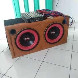 Jual sound sistem