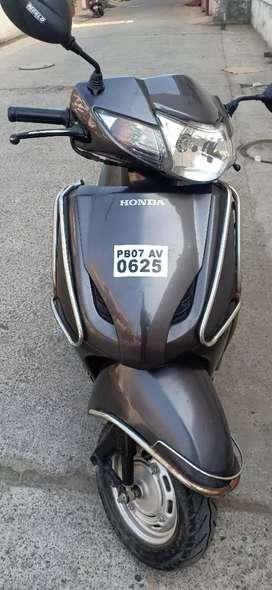 2015 Modal Honda activa