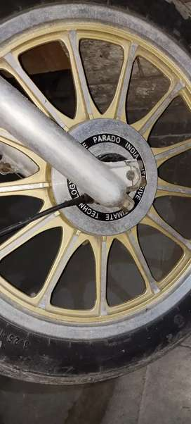 Bullet alloys only 2 years old