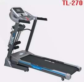 treadmill elektrik TL-270 elektric total fitnes F-78 II sepeda statis