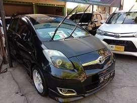 Yaris S Limited 2010 Asli Bali Type terlengkap