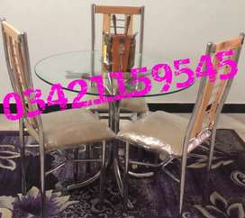 Sg5c dining table set 4,6 metal chair desgn wholesale sofa bed almari