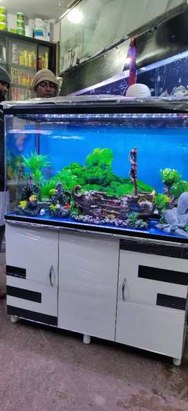 Sel new molded aquarium