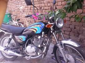 Good original japani  150 cc black