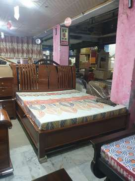 New collection only bed original wood