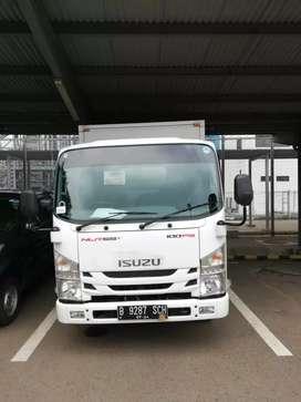 Isuzu Elf Nlr55TLx truk engkel double
