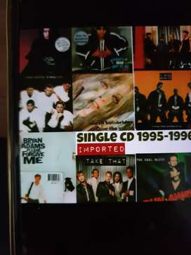 CD single 1995-1996 imported
