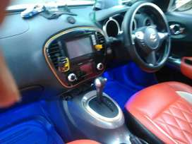 Nissan juke matic