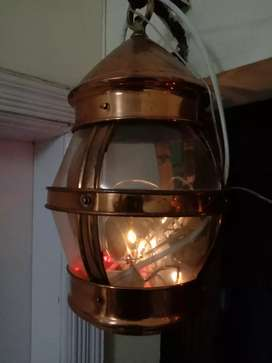 Outdoor Copper shade Lantern lamp available for sale in cheap