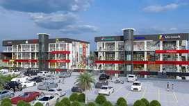 Shopping Complex shop, SOHO, Showroom site