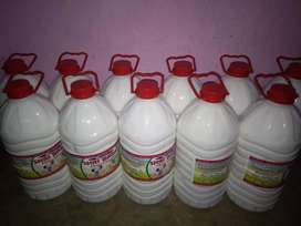 White floor cleaner for sale only at rupees 120