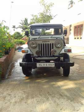 Mahindra Jeep 550 mdi
