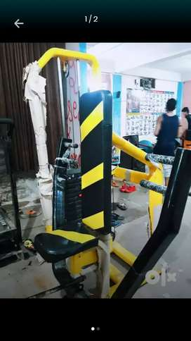 New Gym masin sell krna h