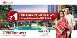1 BHK Apartment for Sale in Solaris City at Serampore, Howrah