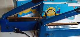 Mesin sealer, hot seal, press plastik