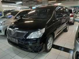 Toyota Grand Kijang Innova 2.0 E 2013 Bensin Manual Mobil Keluarga MT