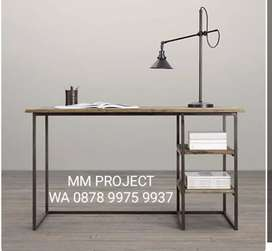PROMO Meja Kerja, meja kantor, meja kasir, meja belajar, meja komputer