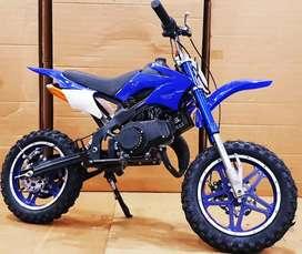 New 50cc Kids pocket bikes for 5 to 12