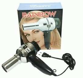 Hair Dryer Rainbow Alat pengering Rambut