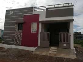 2BHK North  East house for sale 45 lakhs in othakadai madurai