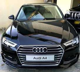 Audi A4 2019 (Get on easy Installment)