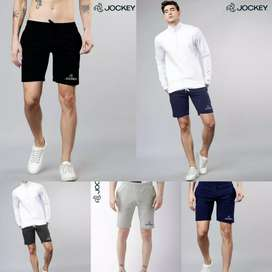 Half cotton material shorts