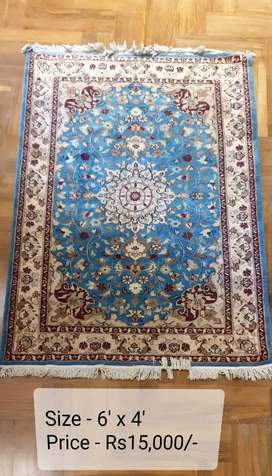 Rugs for sale at extremely reasonable price