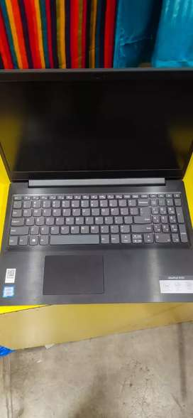 New condition 2 month old lenovo laptop