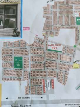 5 Marla plots available for sale in state life block A extension