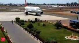 Limeted Vacancy For Airlines In Ground Staff  In Keshod Airport