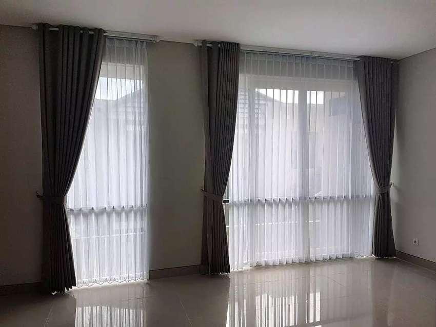 Gorden Gordyn Korden Hordeng Blinds Curtain Wallaper313dkfkfk