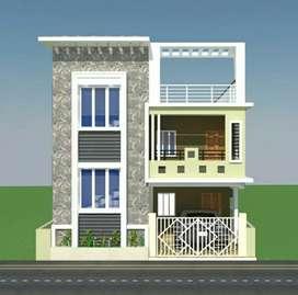 Newly Built G+1 Villa