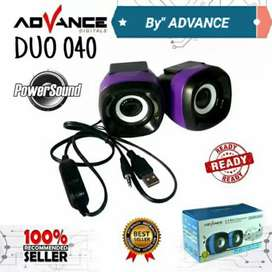 Speaker aktif advance For hp/laptop