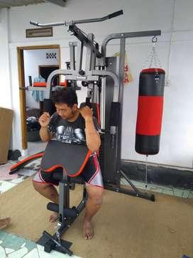 alat fitness home gym 3 sisi+samsak