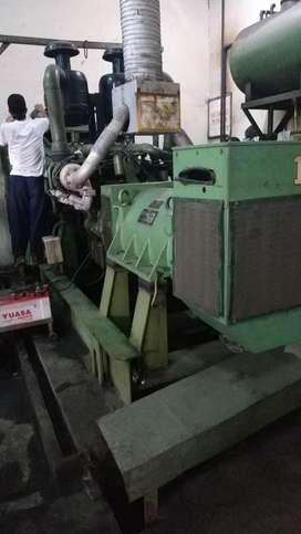 Di jual mesin mercy 500 kva 3 unit